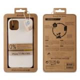 Zadní kryt Bambootek Muvit For Change ECO pro Apple iPhone 11 Pro Max, Cotton