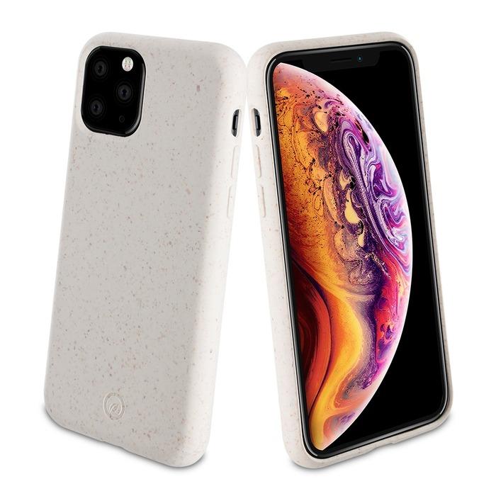 Zadní kryt Bambootek Muvit For Change ECO pro Apple iPhone 11 Pro, Cotton