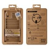 Zadní kryt Muvit For Change Recycletek ECO pro Apple iPhone 11 Pro Max, transparent