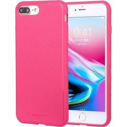 Silikonové pouzdro Mercury Style Lux pro Samsung Galaxy A40, růžová