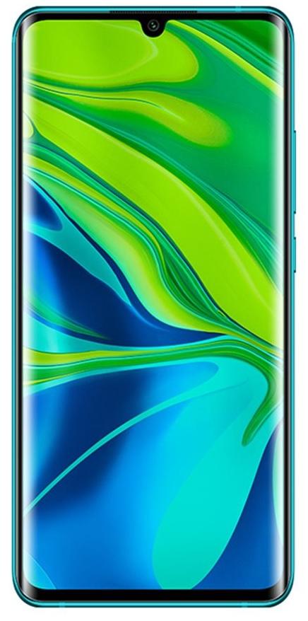 Xiaomi Mi Note 10 6GB/128GB zelená