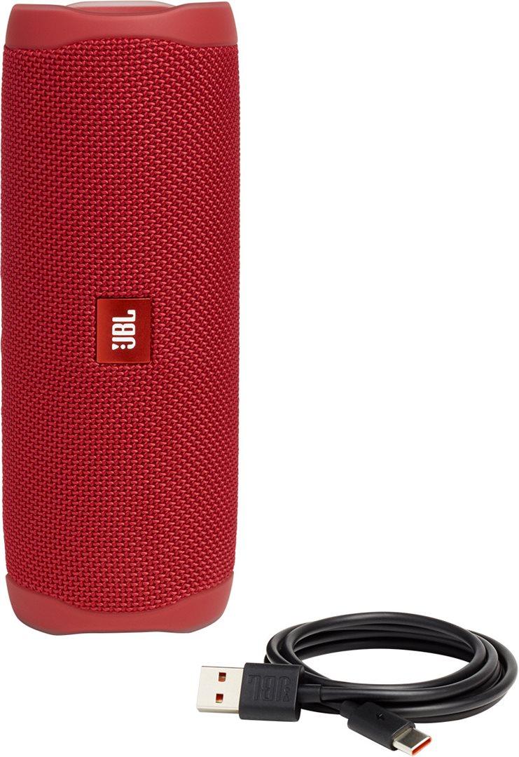 Bluetooth reproduktor JBL Flip 5 červená