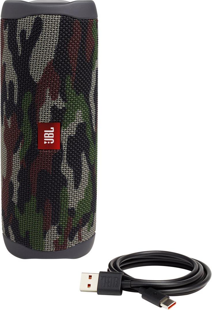 Bluetooth reproduktor JBL Flip 5 camouflage