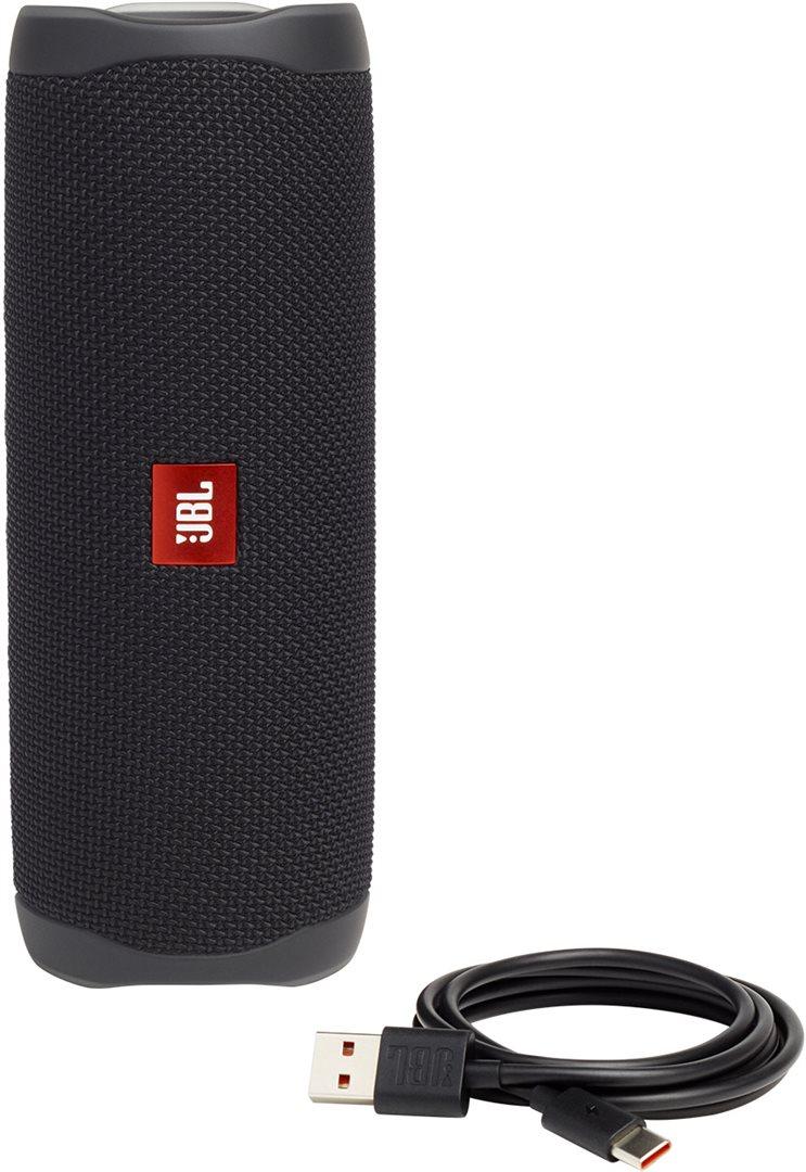 Bluetooth reproduktor JBL Flip 5 černá
