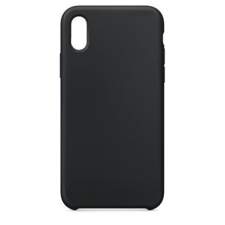 Silikonové pouzdro Swissten Liquid pro Apple iPhone 11 Pro, černá