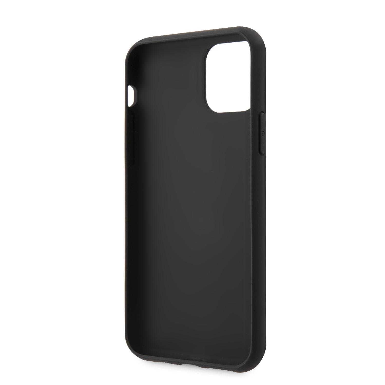 Guess Iridescent Zadní kryt GUHCN61IGLBK pro Apple iPhone 11 black