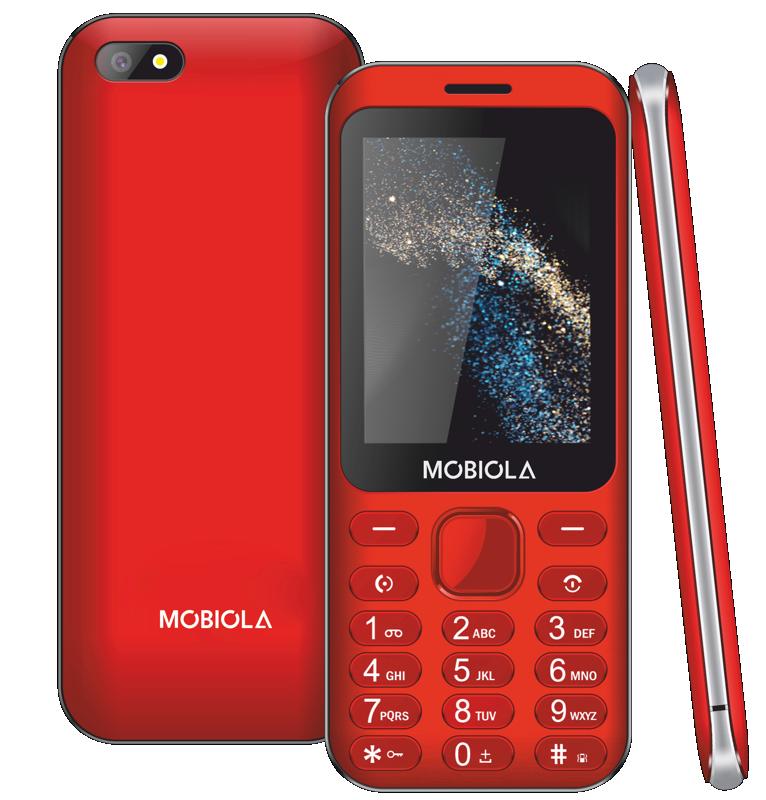 Mobiola MB3200i červená