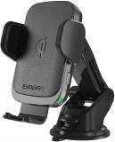 Držák pro mobilní telefon do auta Evolveo Chargee CarWL15 s 15W bezdrátovou nabíječkou