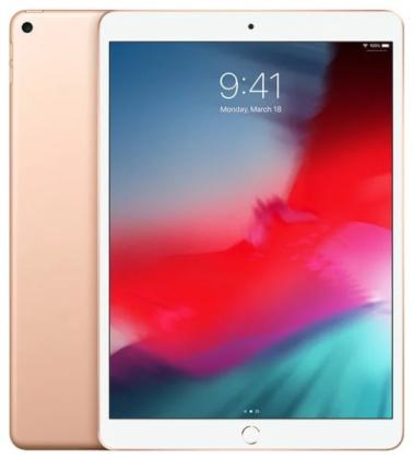 Apple iPad Air Wi-Fi + 4G 64GB (2019) zlatá