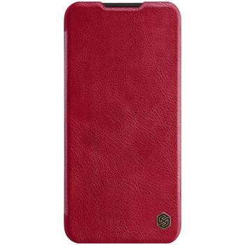 Nillkin Qin flipové pouzdro pro Xiaomi Redmi Note 8T red