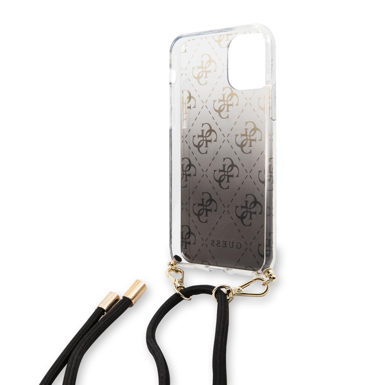Guess 4G Gradient Zadní kryt GUHCN58WO4GBK pro Apple iPhone 11 Pro black