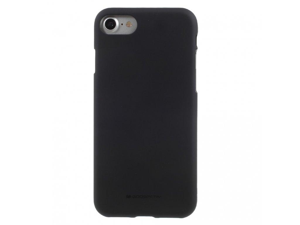 Pouzdro Mercury Soft Feeling pro Samsung Galaxy Note 10+, black