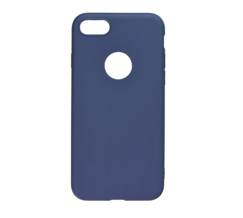 Zadní kryt Forcell Soft pro Xiaomi Redmi Note 7, dark modrá