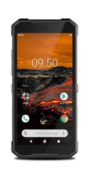 myPhone Hammer Explorer 3GB/32GB stříbrná
