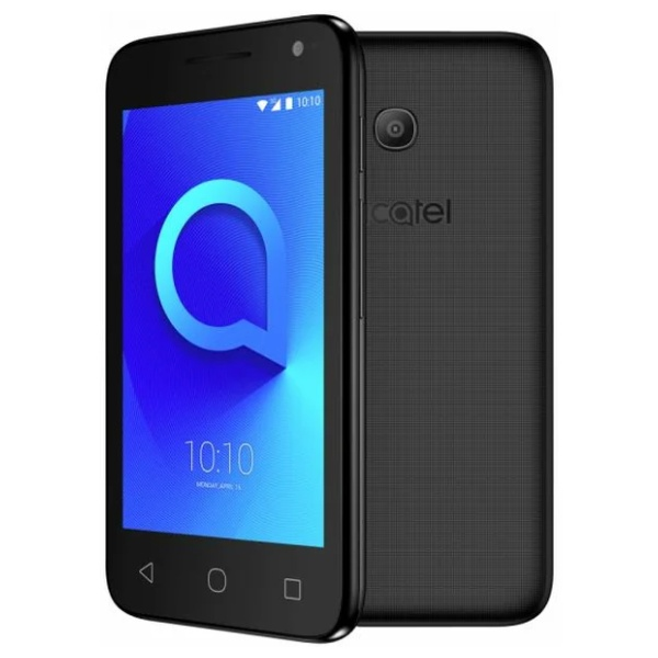 "Alcatel U3 2019 (4034L) Volcano Black (dualSIM) 4"", 4GB/512MB"
