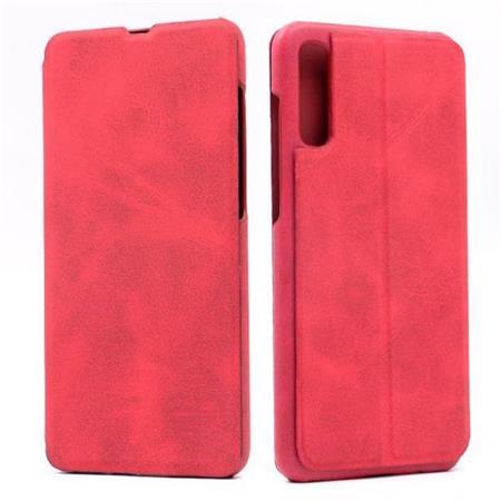 Flipové pouzdro Lenuo Lede pro Xiaomi Mi 9, red