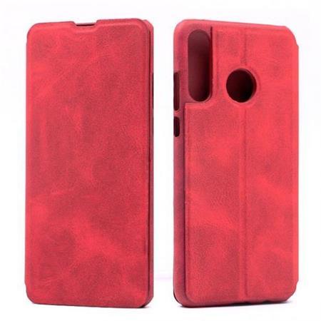 Flipové pouzdro Lenuo Lede pro Huawei P30 Lite, red