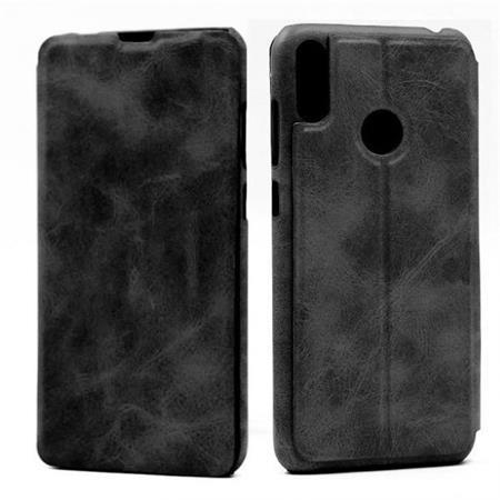 Flipové pouzdro Lenuo Lede pro Huawei Y7 Prime (2019), black