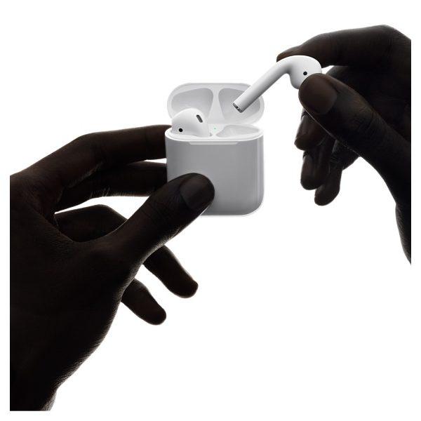 Bezdrátová sluchátka AirPods MV7N2ZM bílá