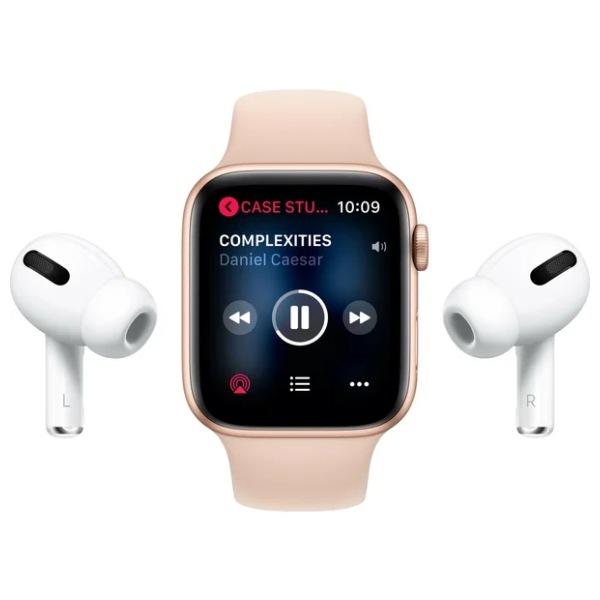 HF Bluetooth Apple AirPods Pro (MWP22ZM) bezdrátová sluchátka bílá (2019) (BLISTR)