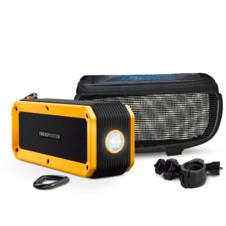 Bezdrátový Bluetooth reproduktor Energy Outdoor Box Bike odolný proti otřesům a stříkající vodě