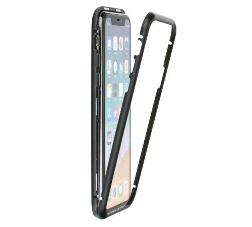 Ochranný kryt MAGNETO pro Samsung Galaxy A40, černá