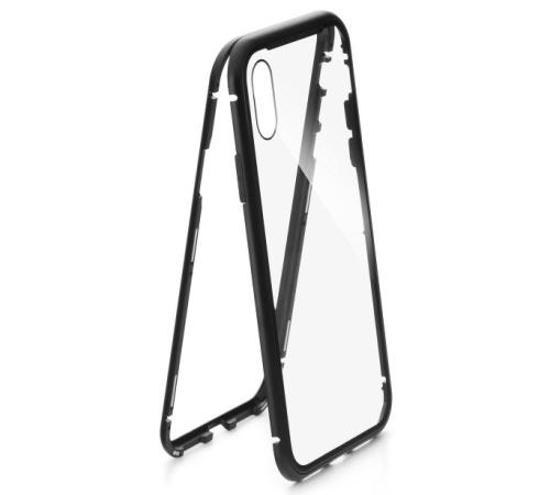 Ochranný kryt MAGNETO pro Samsung Galaxy A10, černá