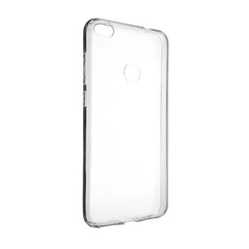 Ultratenké silikonové pouzdro FIXED Skin pro Huawei P Smart Pro (2019), 0,6 mm, čiré