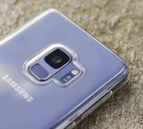 Silikonové pouzdro 3mk Clear Case pro Samsung Galaxy A10 (SM-A105), čirá