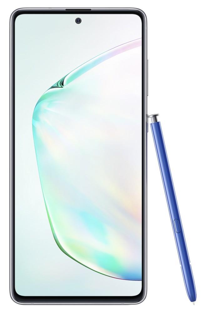 Samsung Galaxy Note 10 Lite N770 6GB/128GB stříbrná