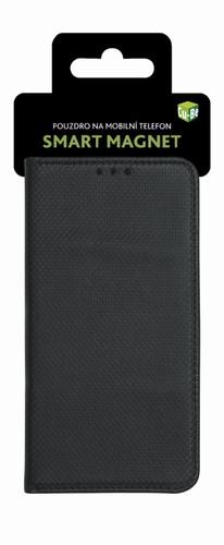 Cu-Be Smart Magnet flipové pouzdro Motorola One Vision black