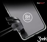 Hybridní sklo 3mk NeoGlass pro Apple iPhone X, XS , černá