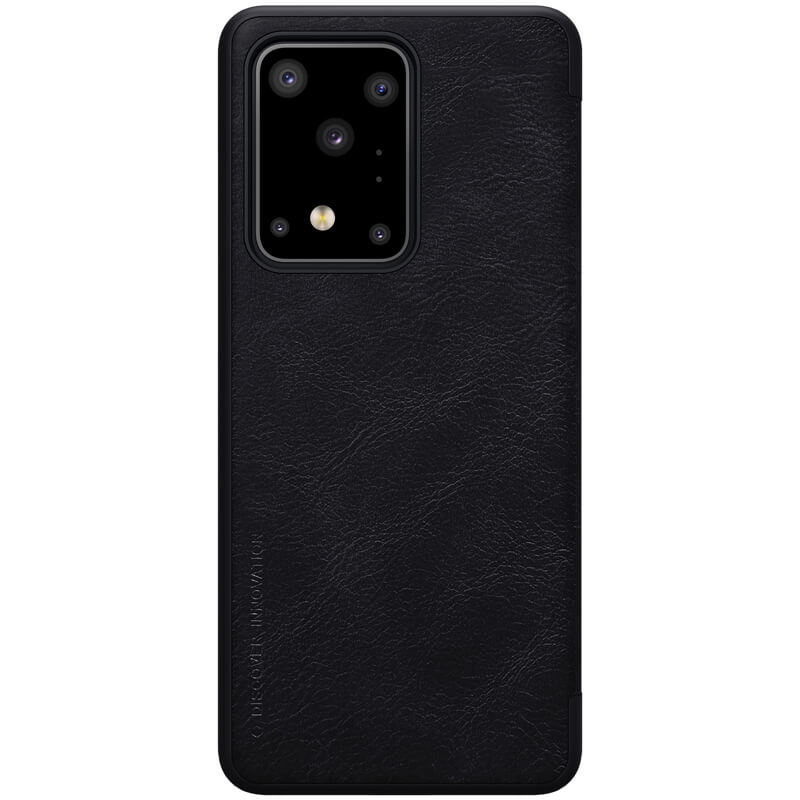 Nillkin Qin flipové pouzdro pro Samsung Galaxy S20 Ultra black