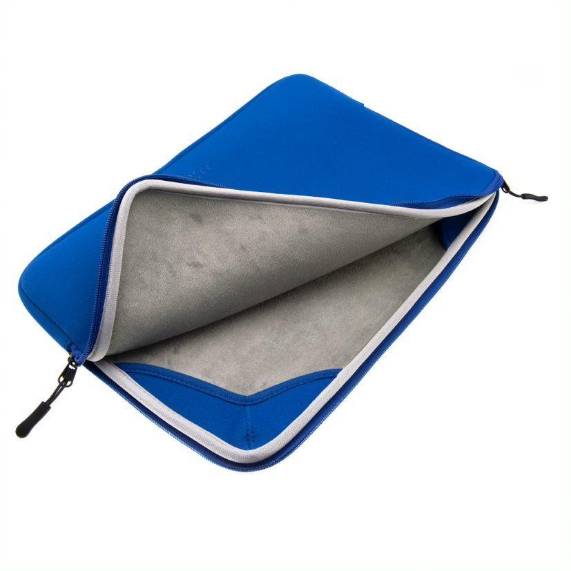 """FIXED Sleeve Neoprénové pouzdro pro tablety do 15.6"""", modré"""