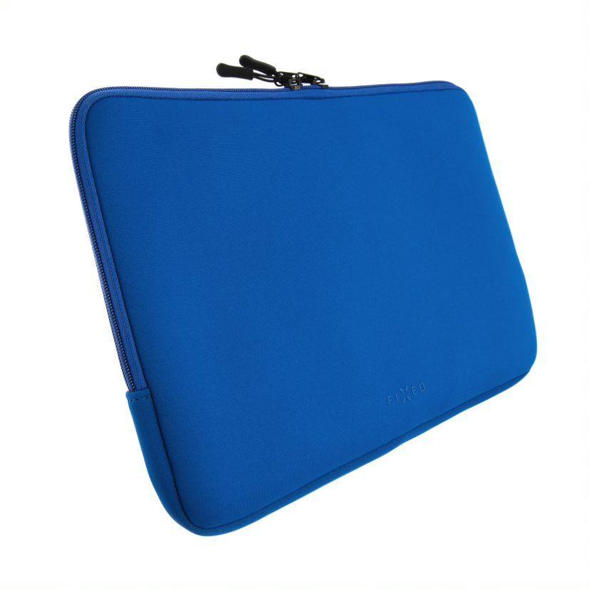 """FIXED Sleeve Neoprénové pouzdro pro tablety do 13"""", modré"""