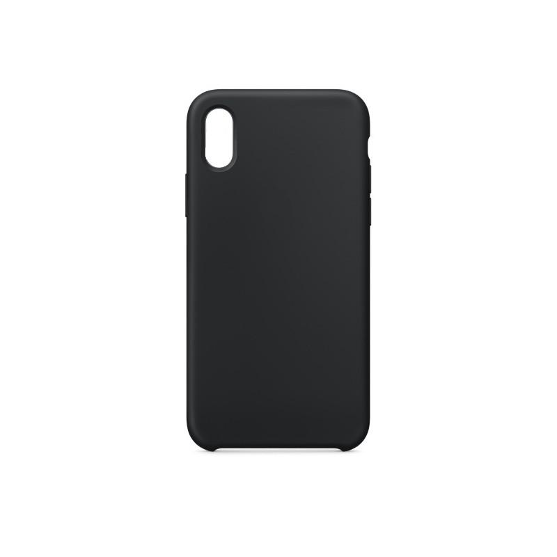 Silikonové pouzdro Swissten Liquid pro Apple iPhone 7/8 Plus, černá