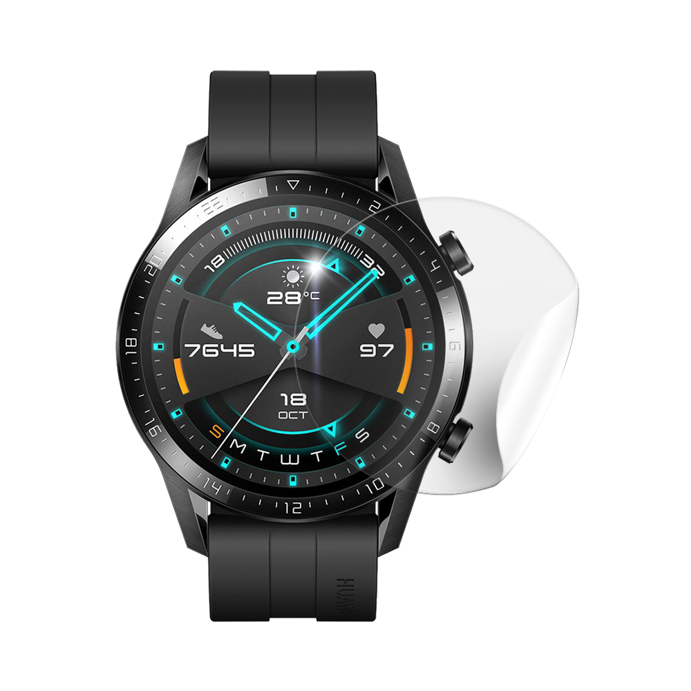 Ochranná fólie Screenshield pro Huawei Watch GT 2
