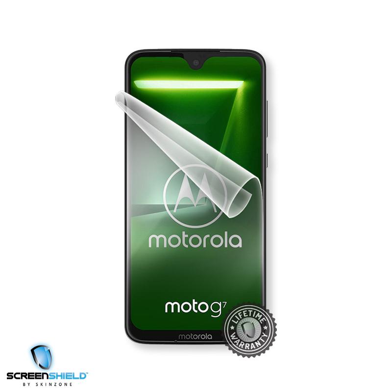 Ochranná fólie Screenshield pro Motorola Moto G7