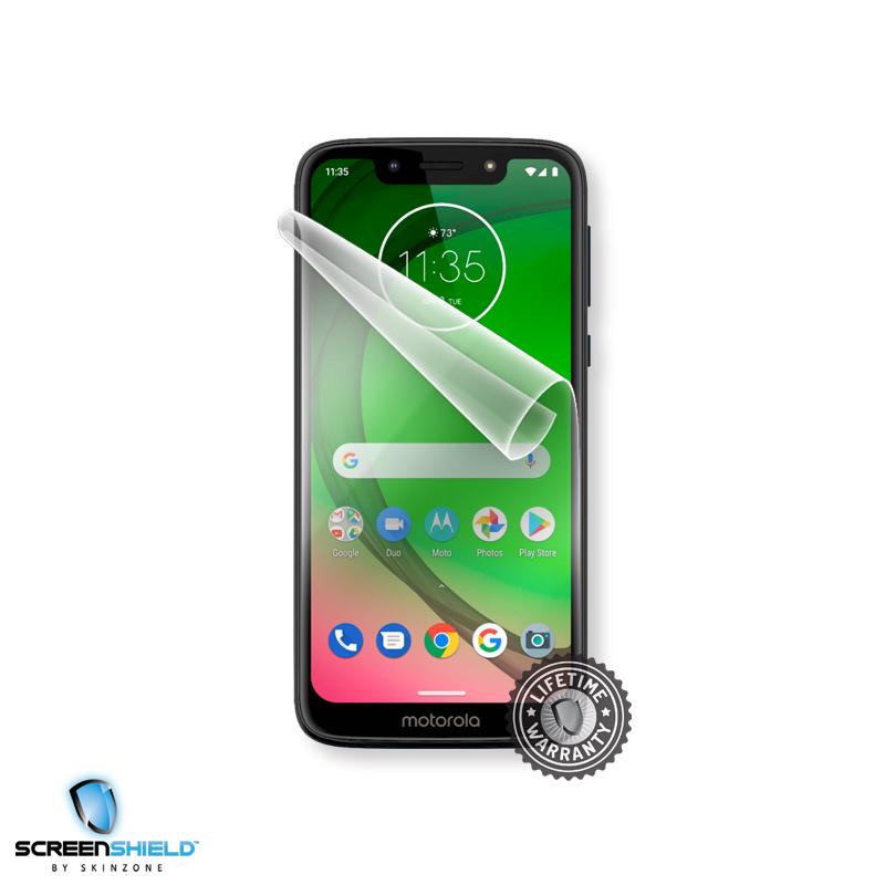 Ochranná fólie Screenshield pro Motorola Moto G7 Play