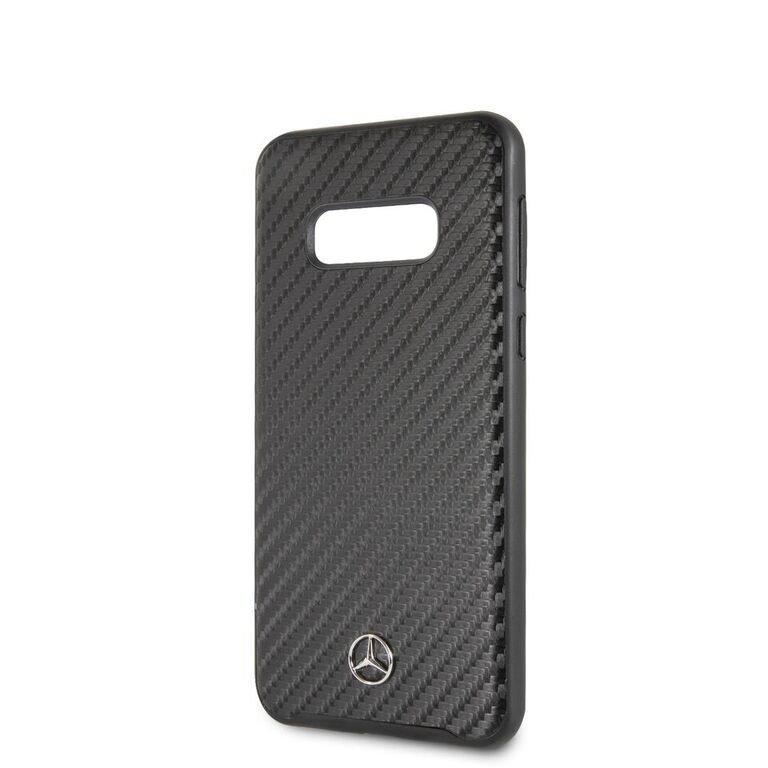 Mercedes Dynamic Line zadní kryt MEHCS10LSRCFBK pro Samsung Galaxy S10e black