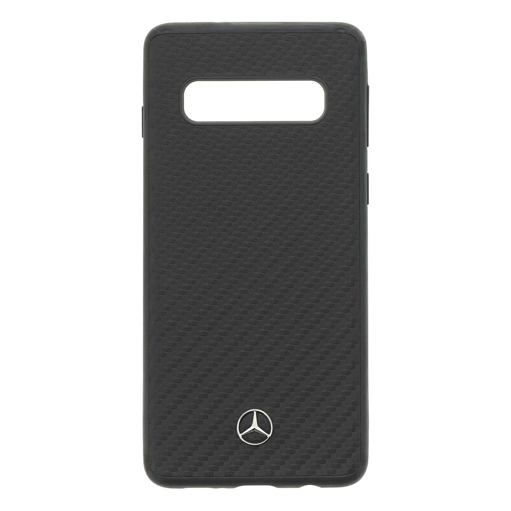 Mercedes Dynamic Line zadní kryt MEHCS10SRCFBK pro Samsung Galaxy S10 black