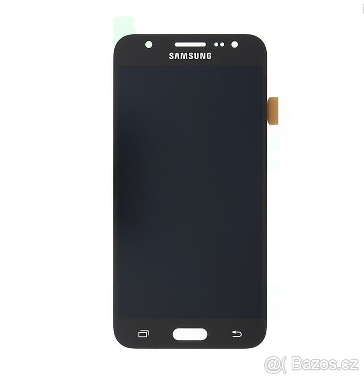 LCD + dotyk pro Samsung Galaxy A10s, black ( Service Pack )