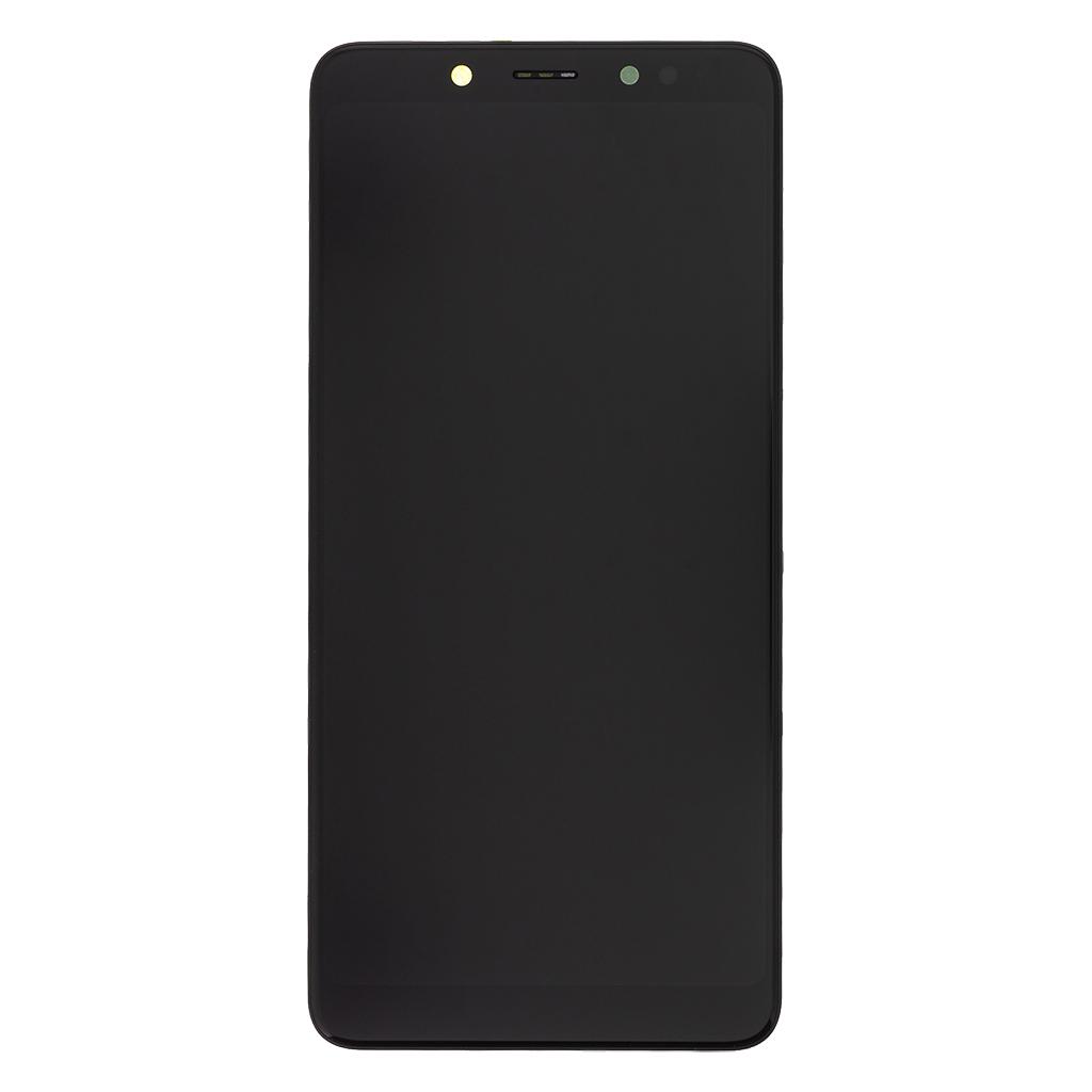 LCD + dotyk + přední kryt pro Xiaomi Redmi 8, blue
