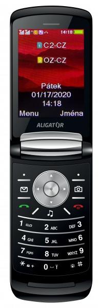 Aligator DV800 černá