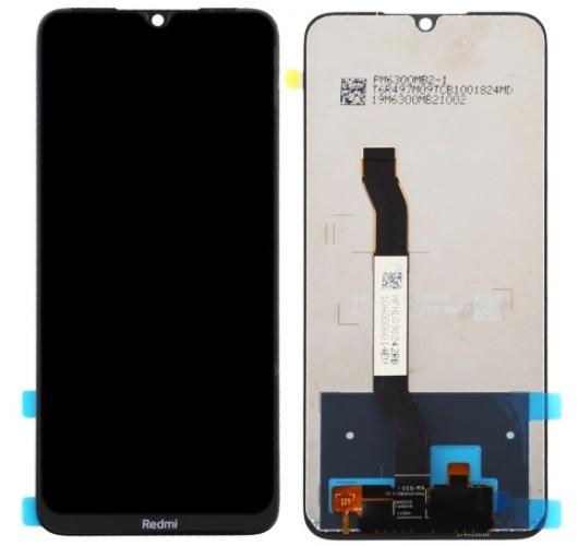 LCD + dotyk pro Xiaomi Redmi Note 8T, black