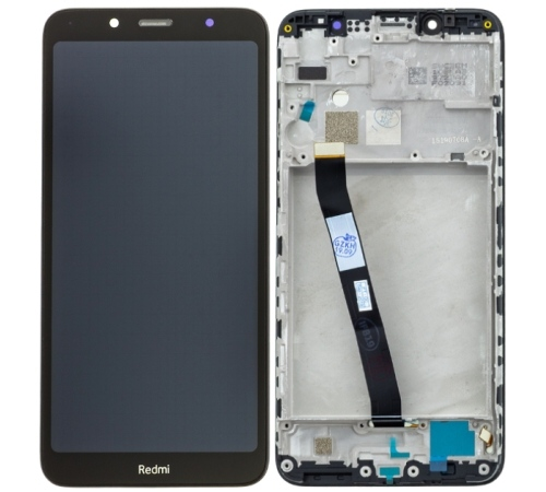 LCD + dotyk + kryt pro Xiaomi Redmi 7A, black