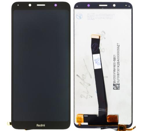 LCD + dotyk pro Xiaomi Redmi 7A, black