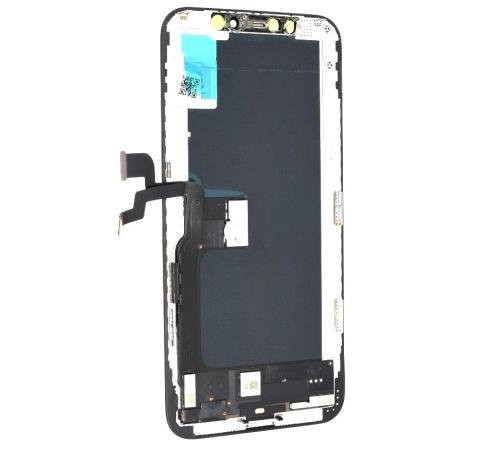 LCD + dotyk pro Apple iPhone Xs, black (OEM HiPix)