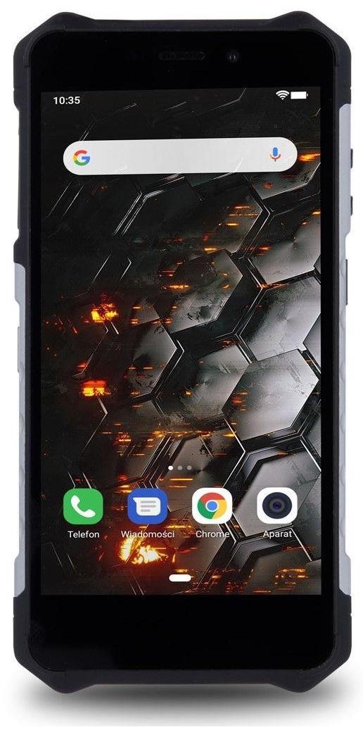 myPhone Hammer Iron 3 3G 1GB/16GB stříbrná