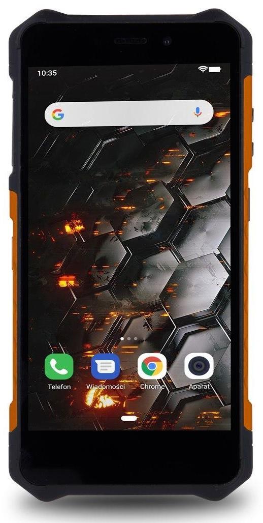 myPhone Hammer Iron 3 3G 1GB/16GB oranžová